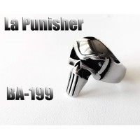 Ba-199, Bague La Punisher acier inoxidable