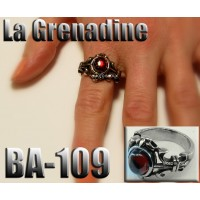 Ba-109, Bague La Grenadine inoxidable