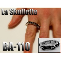 Ba-110, Bague La Skullette inoxidable