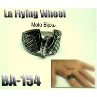 Ba-154, La Flying Wheel, Acier inoxidable