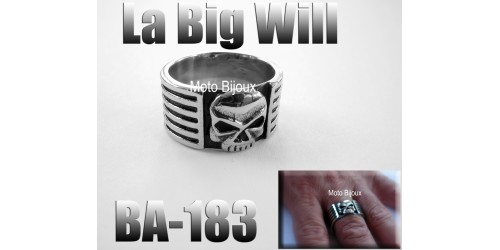 Ba-183, la Big Will, acier inoxidable