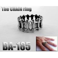 Ba-185, The Chain ring acier inoxidable