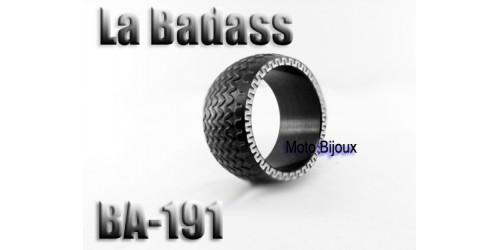 Ba-191 La Badass, acier inoxidable