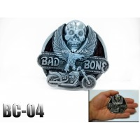 Bc-04, Boucle de ceinture , Bad to the Bone